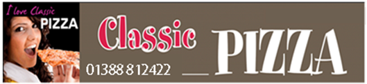 Classic Pizza Spennymoor - Spennymoor pizza delivery take away desserts Just eat burgers kebab